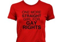 Freedom From Religion, LGBT Rights,  Feminism, Critical Thinking and Equality / by Abigail King