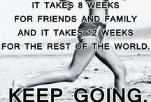 Lose it, Baby! / Motivation needed to lose weight. I have 2.5 months.  / by Caroline Yu