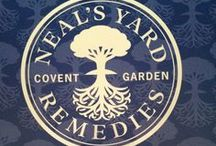 Neal's Yard Remedies - Organic ! / Shop with me at - www.uk.nyrorganic.com/shop/janegoldman / by Jane Goldman