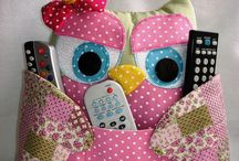 Little sewing projects / Simple, cute, useful items I would like to sew one day. Simple enough for the beginner I am...  / by Veronique Bise