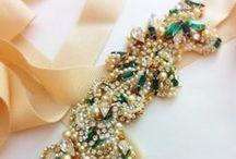 Bridal Inspiration - Emerald Wedding / by Miss Ruby