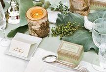 Bridal Inspiration - Earthtone Wedding / by Miss Ruby