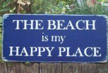 Beach... How I love thee! / by Robin Kimball