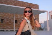 EcobloggerCristinaCarrillo / http://ecobloggercristinacarrillo.com/ / by Mar Carrillo