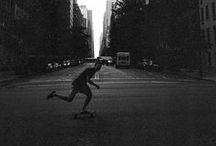 Skateboarding / by Gabriela Zelante