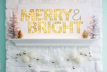 christmas decor / by Lauren Stevens