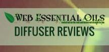 Web Essential Oils - Diffuser Reviews / The best essential oil diffusers review from webessentialoils.com will help you know which ones not only work right out of the box, but are tested and trusted by real-life customers who have reviewed them.