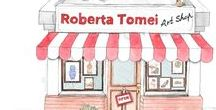 Roberta Tomei: My works