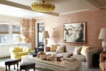 Living Rooms | Lounge Here / by Christi Barbour | Interior Designer