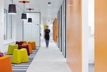 Commercial Office Interiors   Work Here / You spend more time at work than you do at home.  Why shouldn't it be amazing??