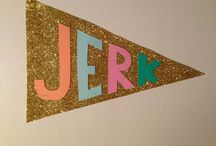 Make it yourself jerk / by Jennifer Randolph