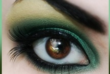 """Green Eyeshadow Looks / """"Green is a universally flattering color that works on all skin tones from light to dark,"""" says makeup artist Ashunta Sheriff"""
