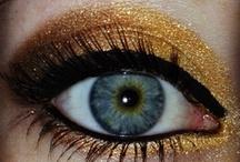 Gold - Metallic Eyeshadow Looks