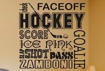 Hockey / by Becca Hames