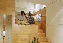 small spaces - espacios pequeños / by Plantea