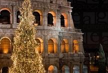 """I ❤  ROME / """"Scelsi allora Roma, prima di tutto perché mi piacque sopra ogni altra città, e poi perché mi parve più adatta a ospitar con indifferenza, fra tanti forestieri, un forestiere come me"""" Il fu Mattia Pascal Pirandello  / by Nadia ♥"""