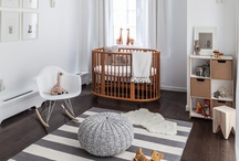 Nursery Inspiration / by Be Inspired Public Relations