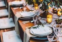 Table Settings / by Be Inspired Public Relations