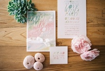Wedding Stationery / by Be Inspired Public Relations