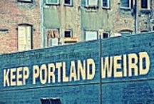 Keep Portland Weird! / by Hotel Modera