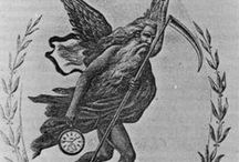 Responsible Personality Type / Cronos, God of Harvest. The accountability to complete a duty with integrity and discipline. Mythological Saturn Archetype
