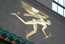 Communicative Personality Type / Hermes, Messenger of the Gods. The inquiring mind - quick, sharp and clever- that considers the implications of business and intimacy communications. Mythological Mercury Archetype