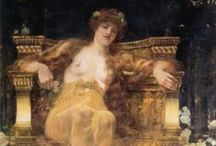 Sensual Personality Type / Goddess of Love and Beauty. The warm generosity that is at the heart of pleasurable sexuality and joyful play. Give hugs and find delight in family time. Mythological Venus Archetype