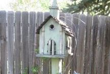 Birdhouses / by Margaret Penney