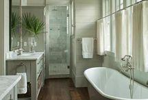 Bathroom Ideas / by Elena Pettigrew