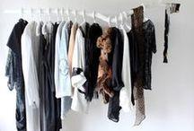 Coveting: Wardrobe Wishlist / Which garments I wish were hanging in my closet