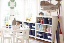 Kids Rooms / by Jen Hollywood