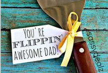 "☼ Father's Day / I don't think we could ever celebrate fatherhood enough.  This board is all about Father's Day ideas, crafts, and traditions.  Enjoy! / by Mariel @ ""Or so she says..."""