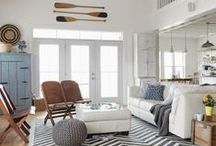 Interior Inspiration / by Jen Hollywood