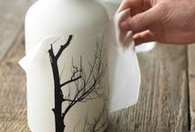 Crafts for Adults / Inspiration crafts and DIY perfect for home or school!