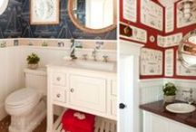 Bathrooms / by Jen Hollywood