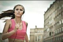 healthy living / by Alissa Bumgardner