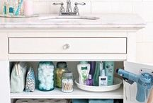 Home Organization / On a permanent mission to organize and declutter.
