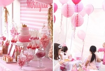 Party Ideas / by Meagan Thomas