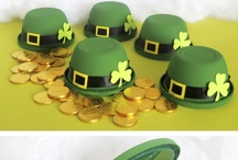 ☼ St. Patrick's Day / St. Patrick's Day traditions, St. Patrick's Day ideas, St. Patrick's Day crafts, St. Patrick's Day recipes... this board has it all!