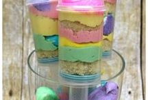 Easter and Spring / Bunnies, Carrots and Eggs- oh my! Easter crafts, activities, and Easter basket ideas.