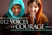 Voices of Courage Awards / by Women's Refugee Commission
