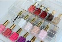 GORGEOUS NAILS / Everything nails from nail polish or nail varnish reviews to nail polish swatches.