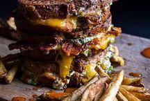 Sandwiches & Burgers / by Priyanjali Sinha