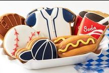 Baseball Party Ideas / Baseball activities, food, crafts, and decor for baseball birthday parties