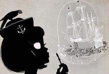 Inspired by...Jennifer Gooch Hummer / A little bit nautical, a little bit nice.