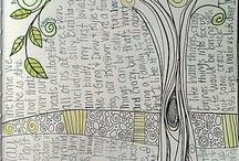 Sketching & Journaling / by Pat Price