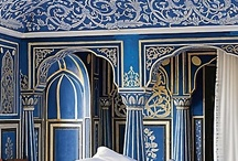 Blue & White / by Pat Price