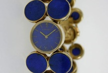 My Obsession--Watches & Clocks / by Pat Price