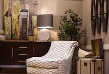 Man Caves / Stylish man caves made for get-togethers or hiding out.