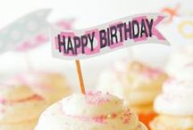 a|s Birthday / Sharing DIY birthday card and party ideas